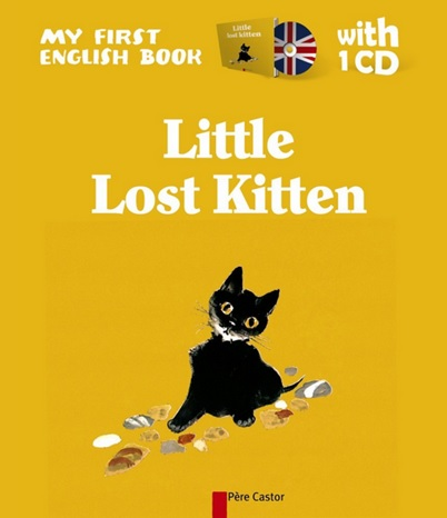 Little Lost Kitten, un livre de Natacha et Albertine Deletaille