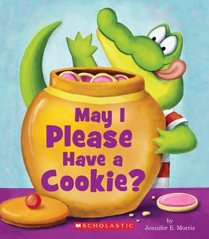 May I Please Have a Cookie, un album de Jennifer E. Morris