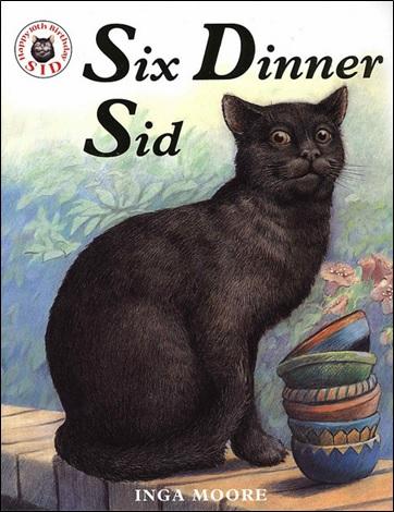 Six Dinner Sid, un album d'Inga Moore
