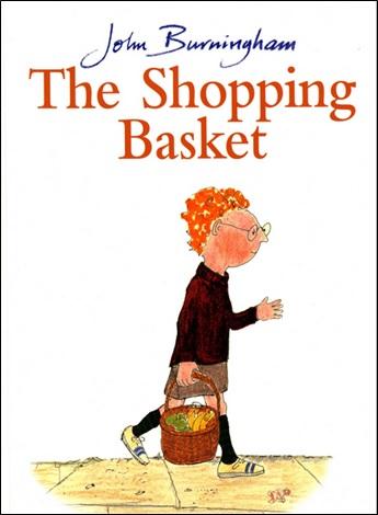 The Shopping Basket un album de John Burningham
