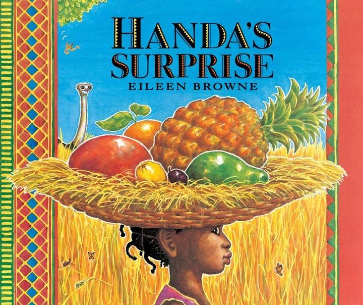 Handa's Surprise d'Eileen Browne exploitation pédagogique