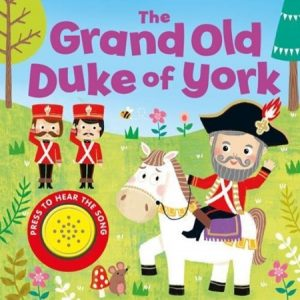 The Grand Duke of York livre de la comptine