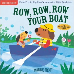 Row, Row, Row Your Boat livre de Maddie Frost