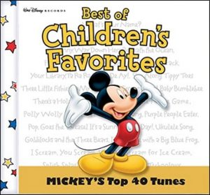 Row Your Boat de l'album Best of Children's Favorites Mickey's Top 40 Tunes