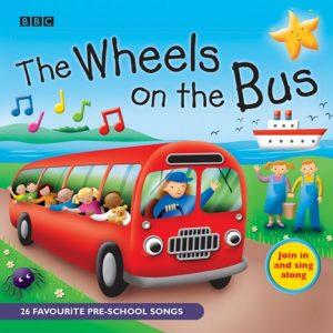 The Wheels on the Bus extrait de l'album 26 Favourite Pre School Songs