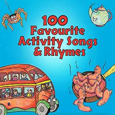 Aiken Drum de Jamborees extrait de l'album 100 Favourite Activity Songs and Rhymes