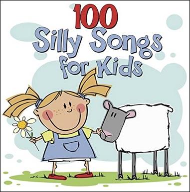 Aiken Drum de Kiboomers extrait de l'album 100 Silly Songs for kids