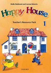 Cahier du professeur Happy House de Stella Maidment et Lorena Roberts