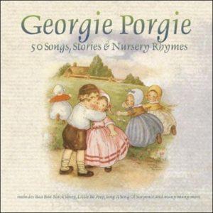 Georgie Porgie extrait de l'album 50 chansons, histoires et comptines