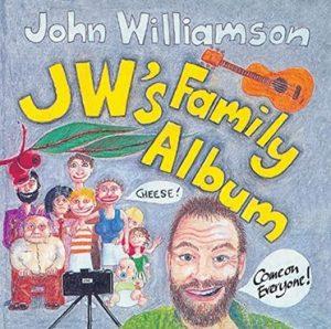 Home Among the Gumtrees interpretation de John Williamson