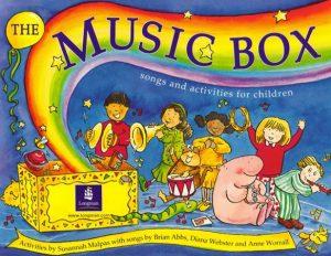 The Music Box aux Editions Longman, Chansons et activités pour enfants