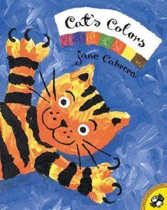 Cat's Colors de Jane Cabrera