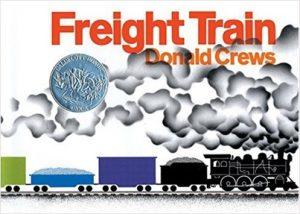 Freight Train de Donald Crews