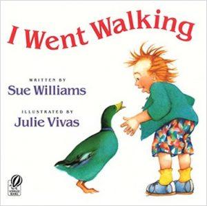 I Went Walking de Sue Williams et Julie Vivas