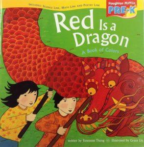 Red is a Dragon de Roseanne Thong et Grace Lin