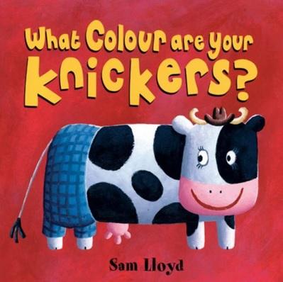 What Colour are your Knickers de Sam Lloyd - couleurs en anglais