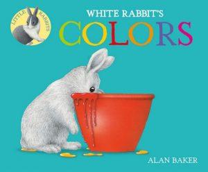 White Rabbit's Colors d'Alan Baker