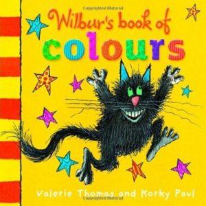 Wilbur's Book of Colours de Valérie Thomas et Korky Paul